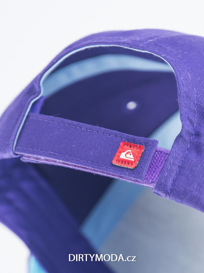Dámské kšiltovky   Kšiltovka QUIKSILVER fialová 405728610a